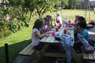 Klik hier voor meer foto's van Kinderfeestjes op de Boerderij