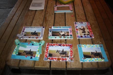 Fotolijstje € 2,95 per kind